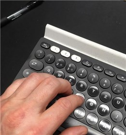 10 Finger System kostenlos lernen